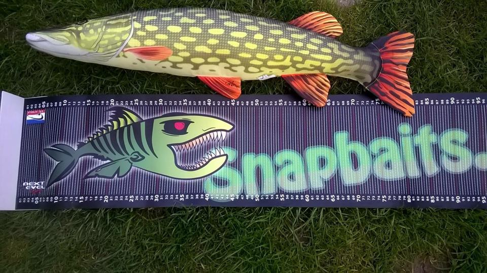 130cm roll up big fish bump board